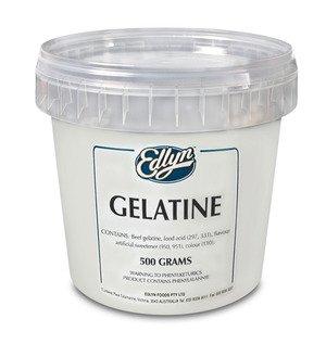 Gelatine 500g